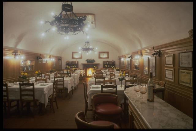 La sala storica